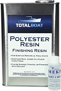 Best polyester boat resin Reviews