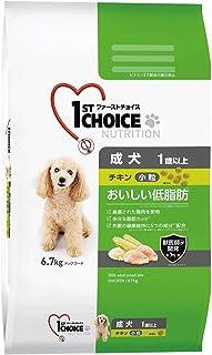 ファーストチョイス ドッグフード 成犬 1歳以上 小粒 チキン 6.7kg