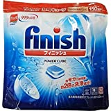 フィニッシュ 食洗機用洗剤 タブレット パワーキューブ ビッグパック (150回分)
