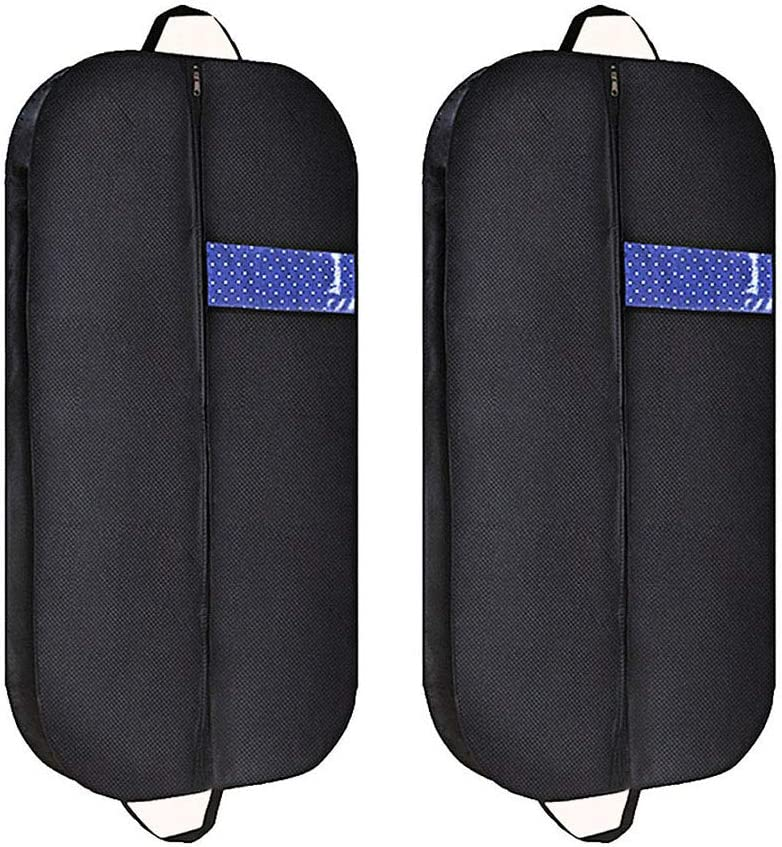 43'' Mesa Mall Garment Bags for Dress Discount mail order Suits Cover Bag Travel Ga Breathable