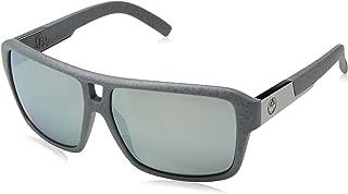 Mens The Jam Sunglasses - Matte Cement Silver Ion
