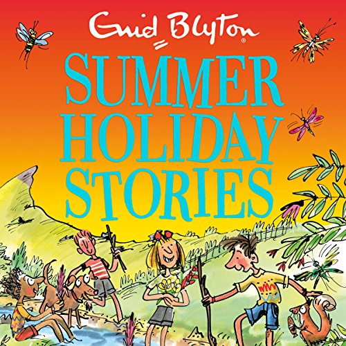 Summer Holiday Stories cover art
