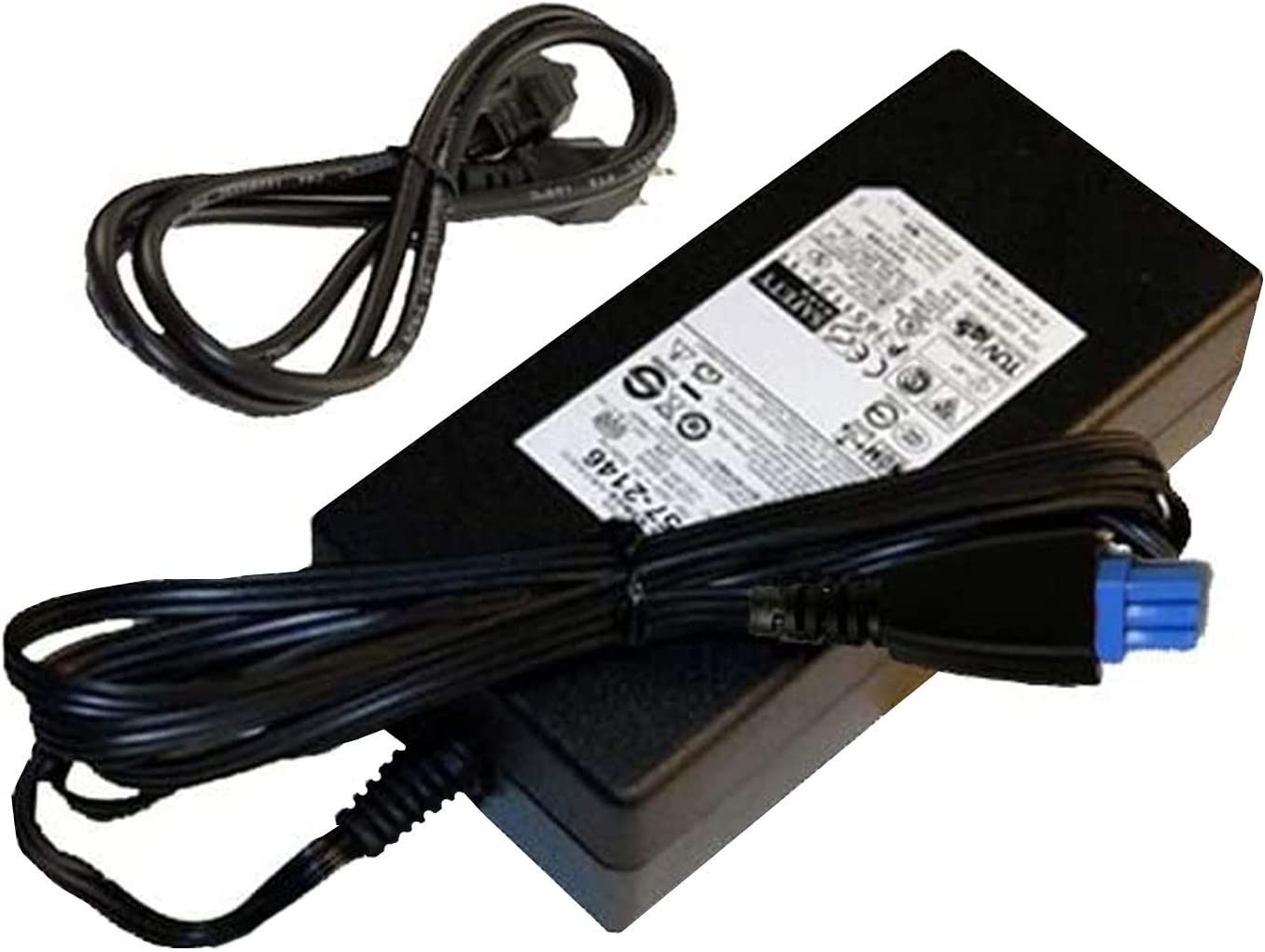 UpBright New Global 32V AC/DC Adapter Compatible with HP Officejet Pro L7555 L7580 L7690 OfficejetPro 8600a Plus (n911g) All-in-One Printer 32VDC Power Supply Cord Cable PS Battery Charger Mains PSU