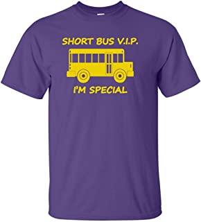 Short Bus V.I.P. I'm Special Graphic T-Shirt