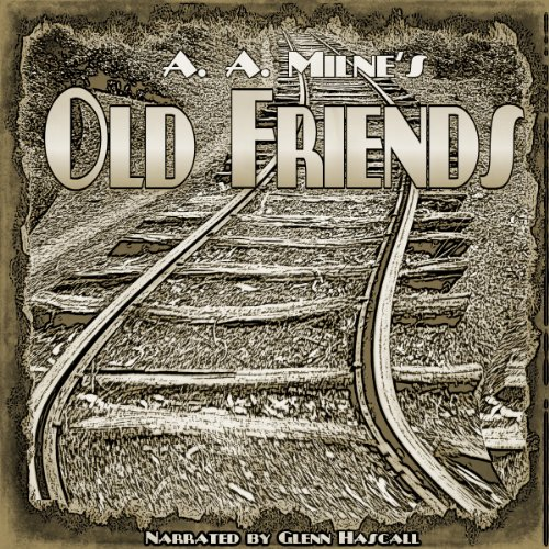 Old Friends cover art