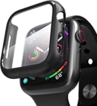 pzoz Compatible Apple Watch Series 6/5 /4 /SE 44mm Case...