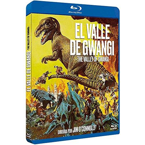 El Valle de Gwangi 1969 BD-r The Valley of Gwangi [Blu-ray]