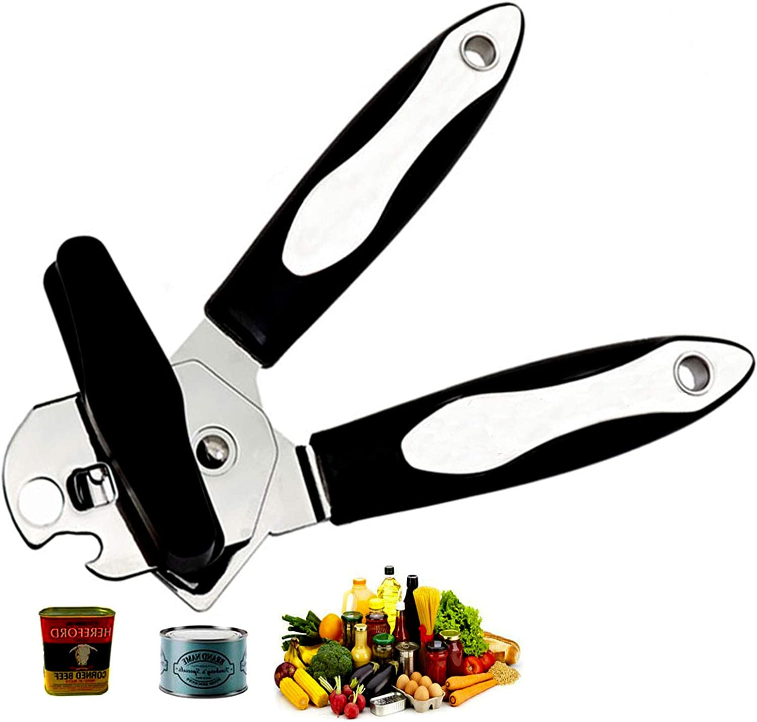 Limited Year-end gift price Manual Can Opener Multifunctional Stainless St Precision 3-in-1