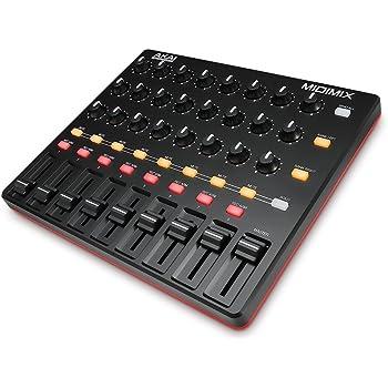 Akai Professional MIDImix | High-Performance Portable Fully-Assignable MIDI Mixer & DAW Controller
