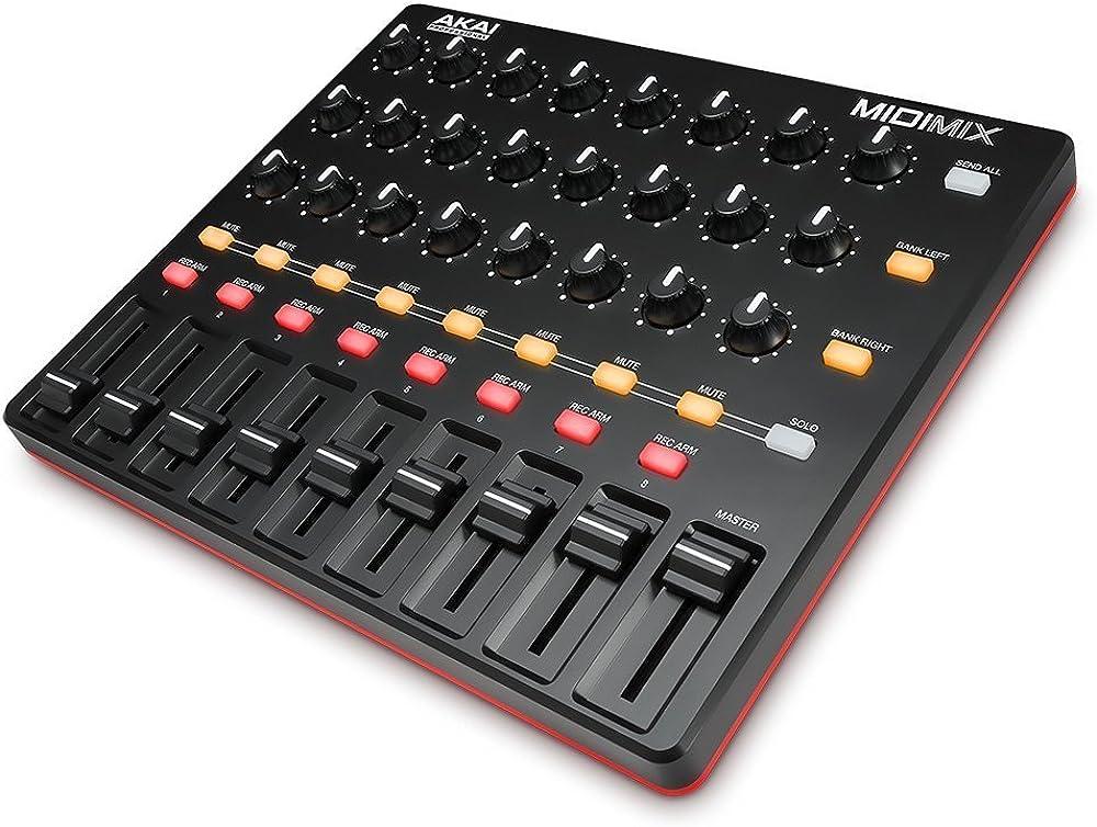 Akai professional midimix - mixer e controller midi usb