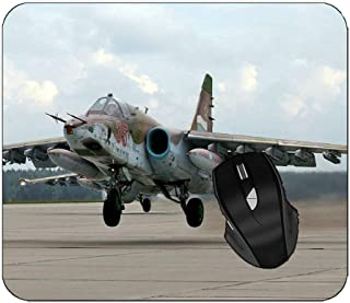 for Computers Desktops Military Sukhoi Su-25 Mouse Mat
