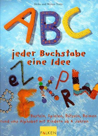 ABC, jeder Buchstabe eine Idee