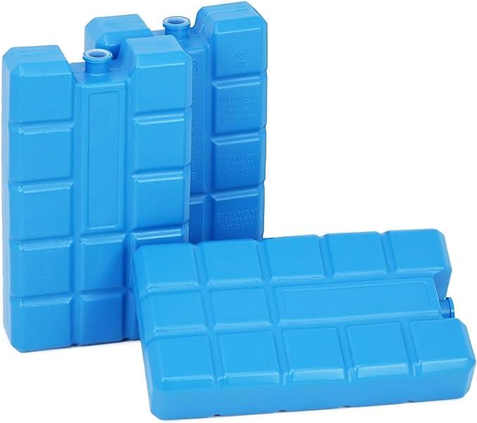 676 opinioni per com-four® 3X Ghiaccio di Raffreddamento in Blu- Elementi di Raffreddamento per