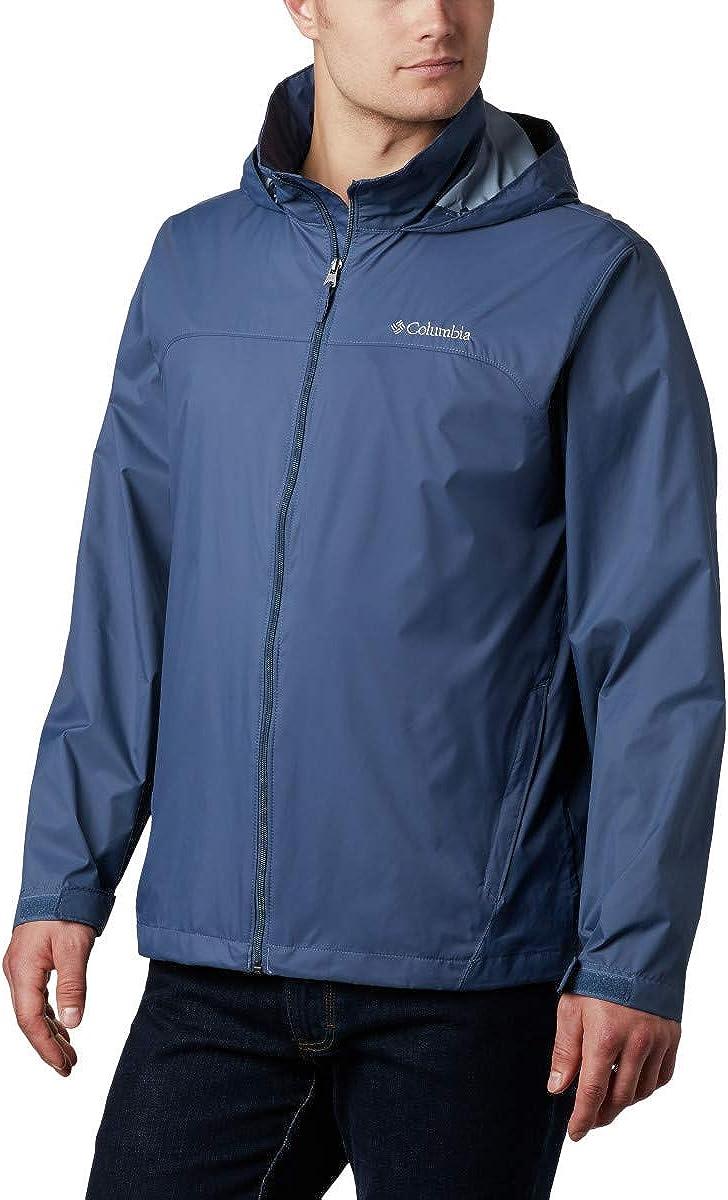 Columbia mens Glennaker Lake Rain Jacket