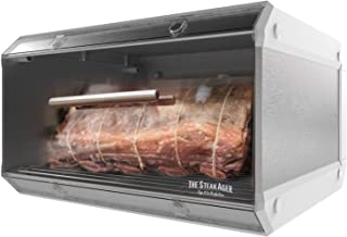 CREATE DRY AGED STEAKS at HOME - works in refrigerator - Custom Dry Age grocery BEEF to 5 star Premium Steakhouse quality - Join The SteakAger Revolution - DRY AGED STEAK PERFECTION