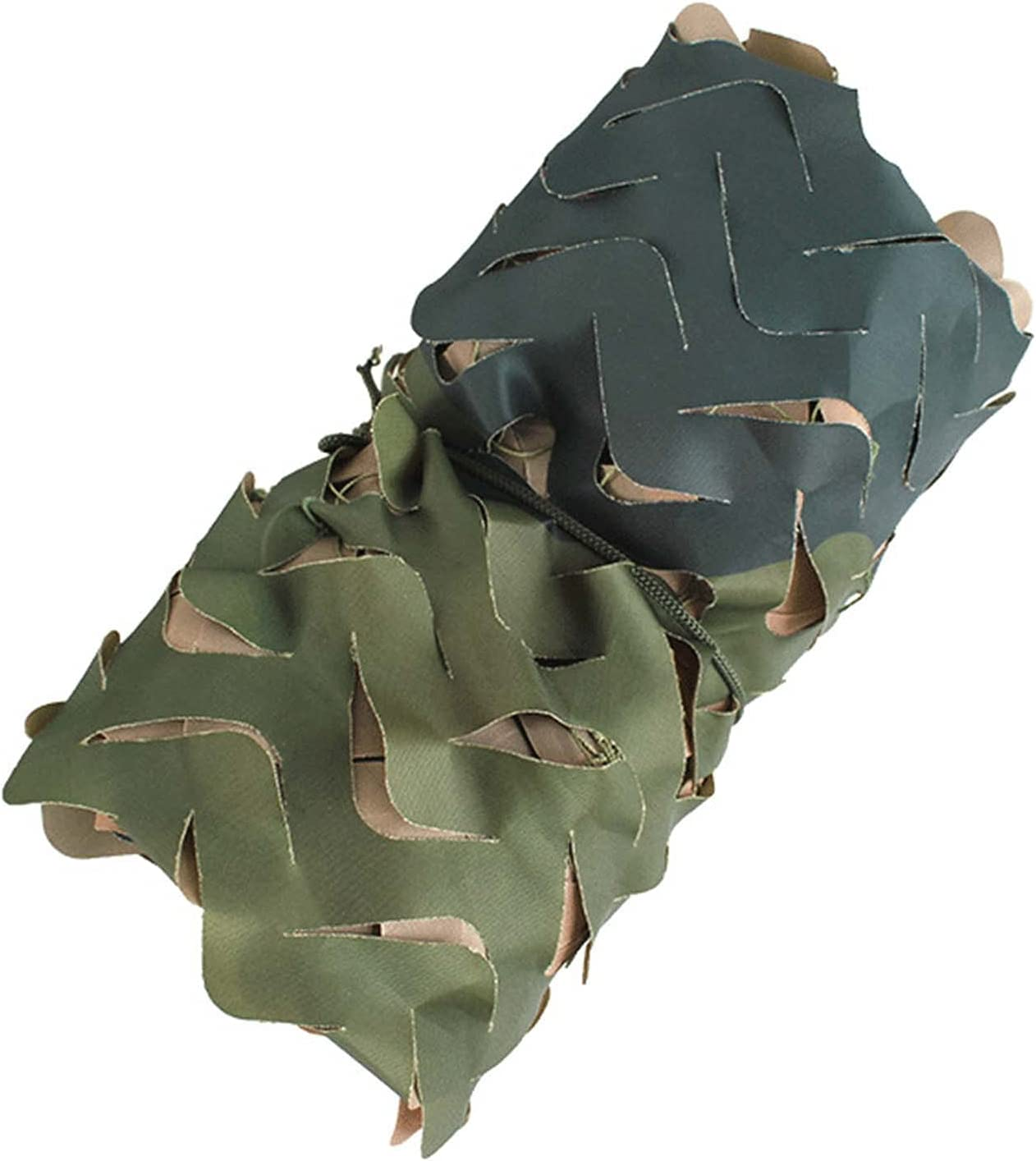 XKD Max 45% OFF Heavy-Duty Attention brand Woodland Camo Netting Army Shootin Blinds Outdoor