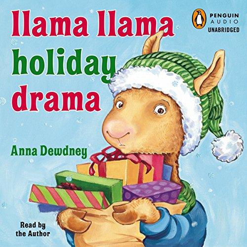 Llama Llama Holiday Drama  By  cover art