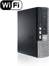 Dell Optiplex 7010 High Performance Flagship Business Desktop Computer, Intel Quad-Core i3 Up to 3.8GHz, 8GB DDR3 RAM, 500GB HDD, DVD, USB 3.0, Windows 10 Pro (Renewed)