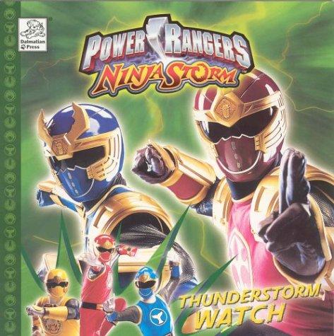Power Rangers Ninja Storm: Storm Power