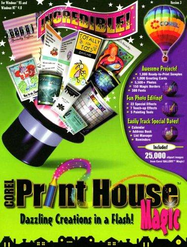 Print House Magic