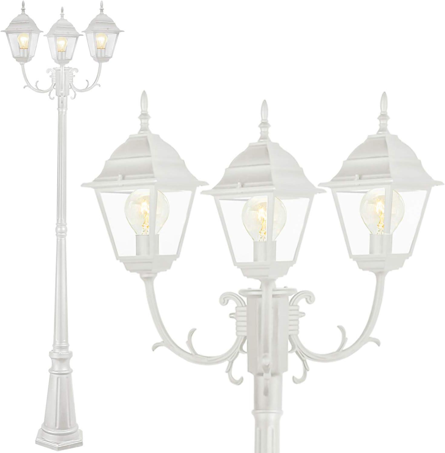 CINOTON Outdoor Lamp Post Waterproof Max 78% OFF Ranking TOP6 Light Street