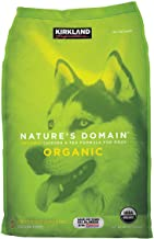 Kirkland Signature Nature's Domain Organic Chicken & Pea Dog Food 30 lb.