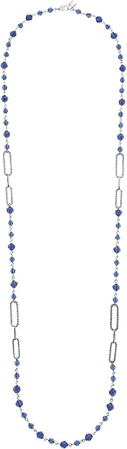 "42"" Bead Link Strandage Necklace"