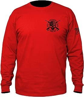 One Nation Under God Military Long Sleeve T-Shirt
