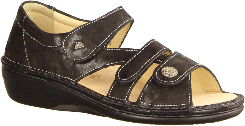 FINNCOMFORT Damen Damen Sandaletten Sintra-S 82585-644144 schwarz 687526  billig und hochwertig