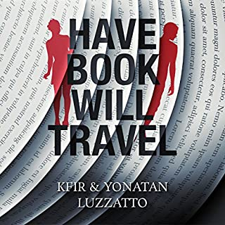 Have Book - Will Travel audiobook cover art