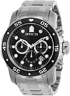 "Invicta 0069 ""Pro Diver Collection"" Reloj de acero inoxidable para hombre"