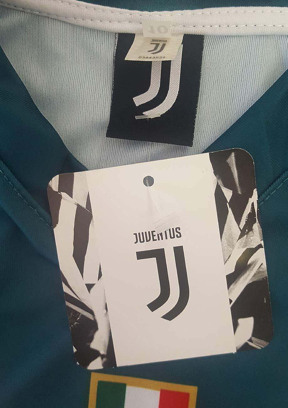 Maglia Juventus Wojciech Szczesny 1 Replica Autorizzata 2018-2019 Bambino (Taglie-Anni 2 4 6 8 10 12) Adulto (SML XL) (XL) (12 Anni)