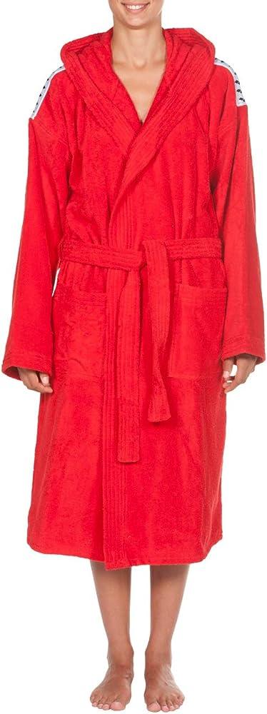 Arena core soft robe, accappatoio unisex per adulto,100% cotone 001756