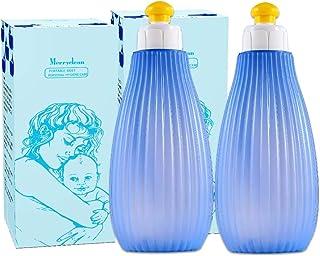 2PCS-Pack Portable Bidet-Adult Kids Baby Bidet Bottle-Puerpera Washing Bottle-350ML 12oz Peri Bottle for PostPartum Care-T...