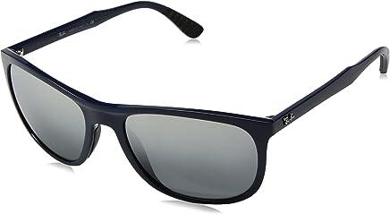 Ray Ban Erkek Güneş Gözlükleri 0RB 4291 619788 58, BLUEE\GREYMIRRORSILVERGRADIENT,