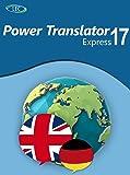 Power Translator 17 Express Deutsch-Englisch: Der komfortable Übersetzer für den Desktop! Windows 10 8 7 [Online Code]