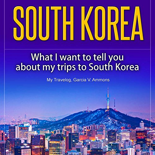 South Korea audiobook cover art