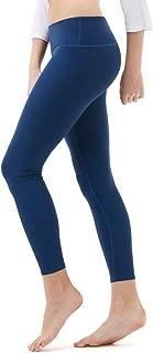 TSLA Yoga Pants Mid-Waist/High-Waist Tummy Control w Pocket Series