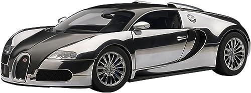 Bugatti Veyron Pur Sang (schwarz Aluminium)