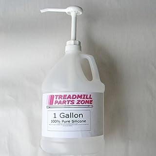 Treadmill Silicone 100% Pure 1 Gallon with Pump Spout