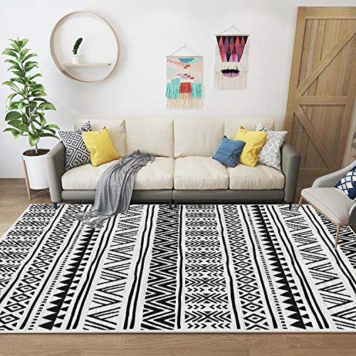 Tapijten Tapijt woonkamer bank nachtkastje salontafel tapijt huis Marokkaanse geometrische stijl B&B vloermat