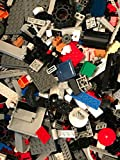 Lego Bulk Box: - 5 lbs of Loose Lego Bricks and Parts