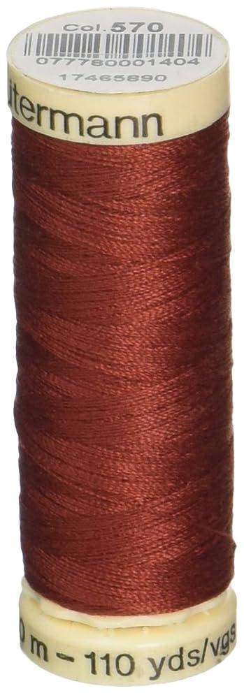 Gutermann Sew-All Thread 110 Yards-Rust
