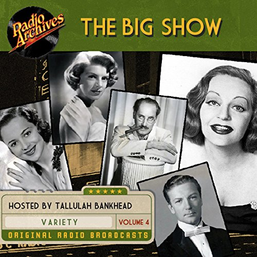 The Big Show, Volume 4 audiobook cover art