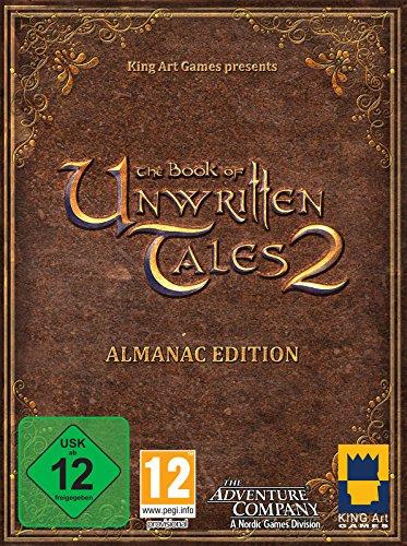 The Book of Unwritten Tales 2 - Almanac Edition (exkl. bei Amazon.de) - [Edizione: Germania]