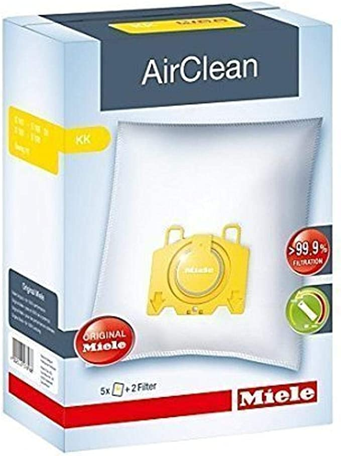 to fit Miele S600i to S699i GN HEPA Vacuum Cleaner 5 Bag 1 Filter Pack