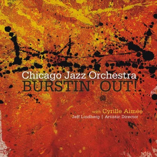 Chicago Jazz Orchestra feat. Cyrille Aimee