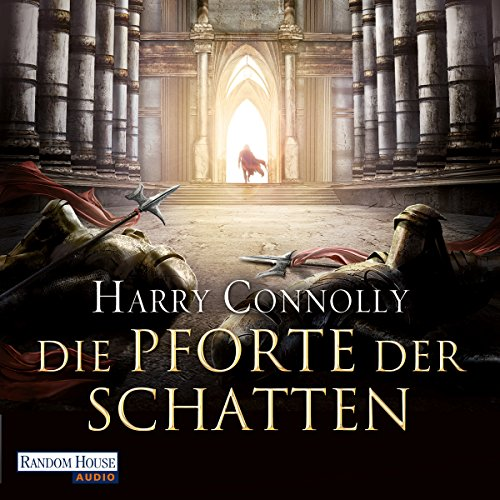 Die Pforte der Schatten audiobook cover art