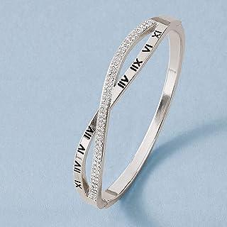Woman's fashion jewelry Infinity bracelet -Simple bangle bracelet for women-Jewelry for ladies womens