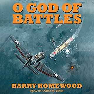 O God of Battles audiobook cover art